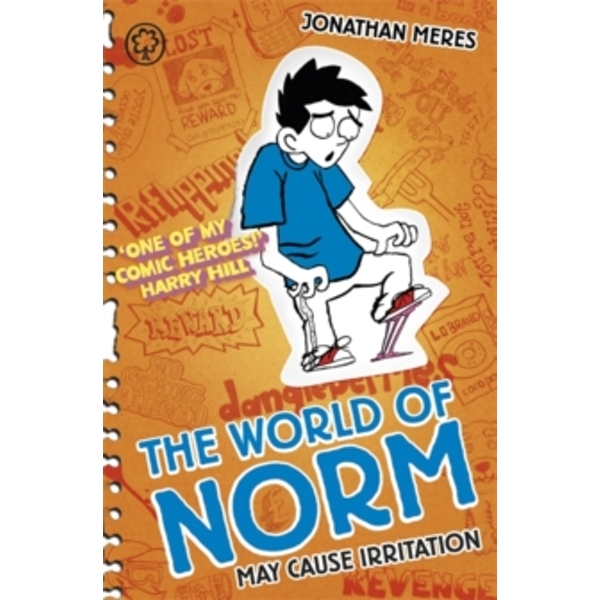 The World of Norm: May Cause Irritation : Book 2
