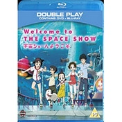 Welcome To The Space Show Blu-Ray & DVD