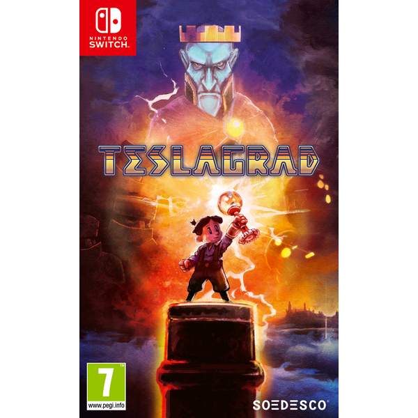 Teslagrad Nintendo Switch Game