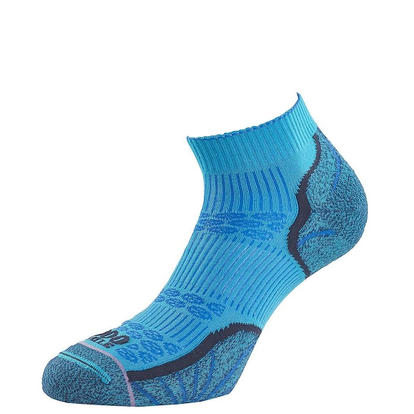 1000 Mile Breeze Lite Sock Ladies Marine - Medium