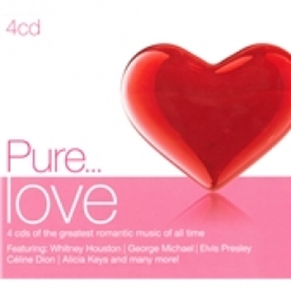 Pure... Love CD