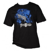 Starcraft II Terran T-Shirt Large