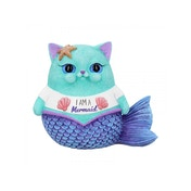 I am a Mermaid Cat Statue