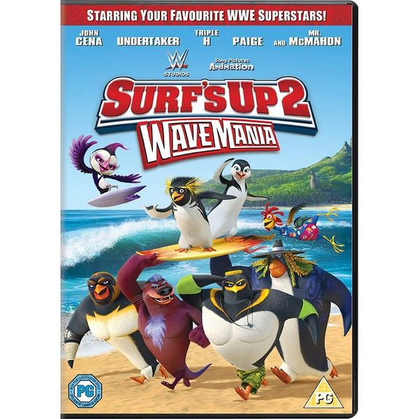 Surf's Up 2 - Wave Mania DVD