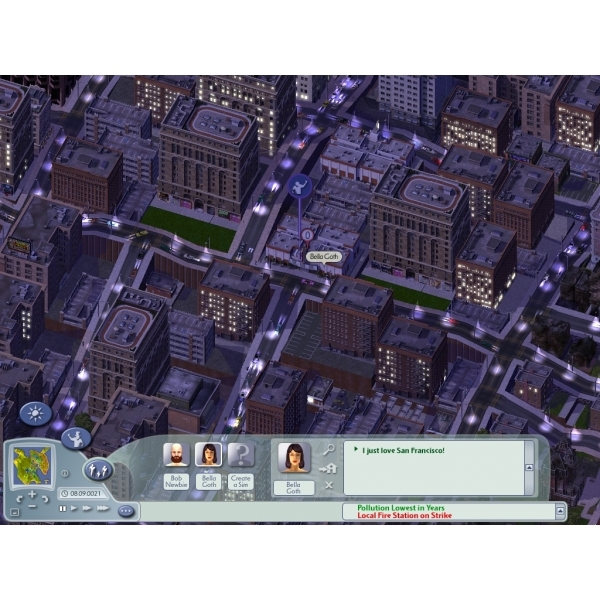 Sim City 4 Deluxe Edition Game (Classics) PC - Image 2