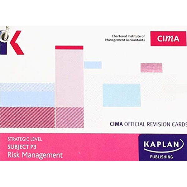 P3 RISK MANAGEMENT - REVISION CARDS by KAPLAN PUBLISHING (Paperback, 2017)