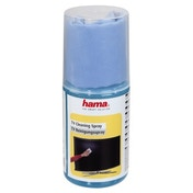 Hama TV Cleaning Spray, 200 ml, Including Cloth