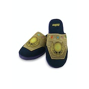 Thanos Gauntlet Adult Mule Slippers UK Size 8-10