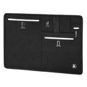 """Hama Bag Organiser for Tablets up to 26.92 cm (10.6"""") and Accessories, black"""
