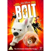 Pixar Bolt DVD