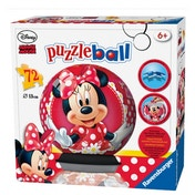 Minnie Mouse 3D Jigsaw Puzzle