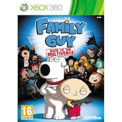 Family Guy Back to the Multiverse! Game Xbox 360