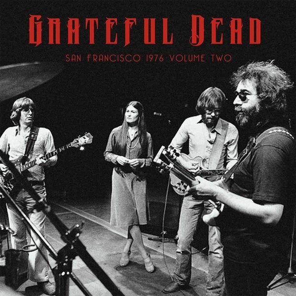 Grateful Dead - San Francisco 1976 Vinyl