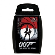Top Trumps James Bond