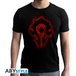 World Of Warcraft - Horde - Men's X-Small T-Shirt - Black - Image 2