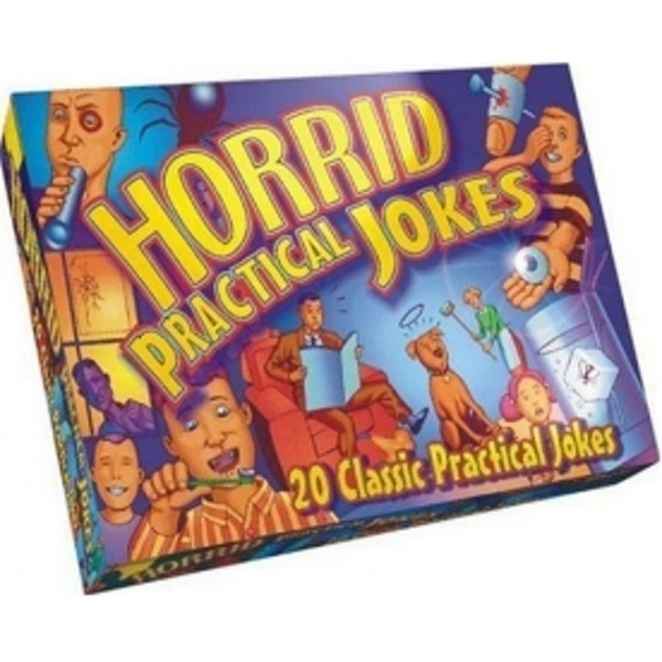 Horrid Practical Jokes Game Set