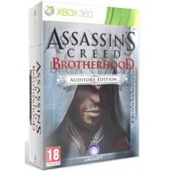 Assassin's Creed Brotherhood Auditore Edition Xbox 360 Game