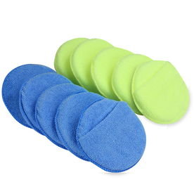 Set of 10 Polish Applicator Pads | Pukkr