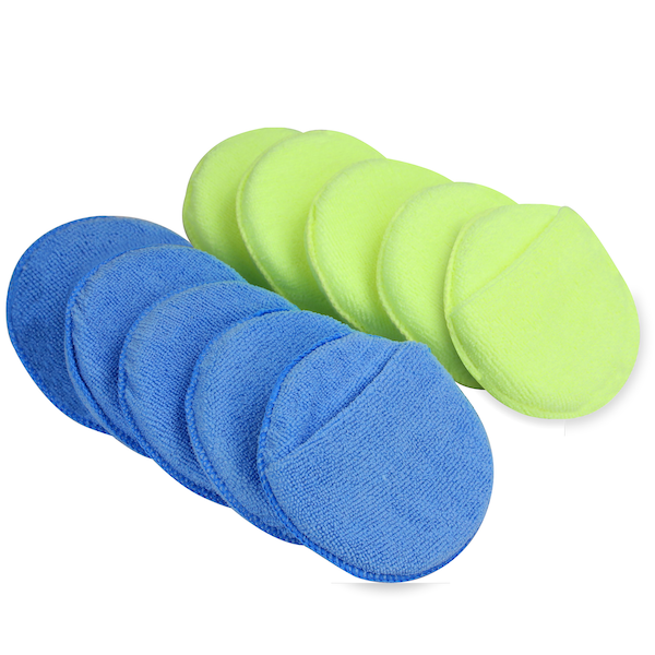 Set of 10 Polish Applicator Pads | Pukkr - Image 1