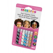 Snazaroo Face Painting Sticks