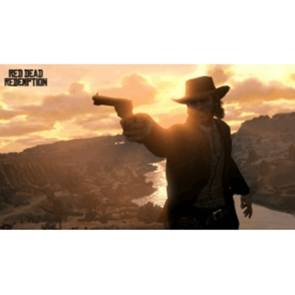 Ex-Display Red Dead Redemption Game Of The Year Edition (GOTY) Xbox 360 & Xbox One Used - Like New - Image 2