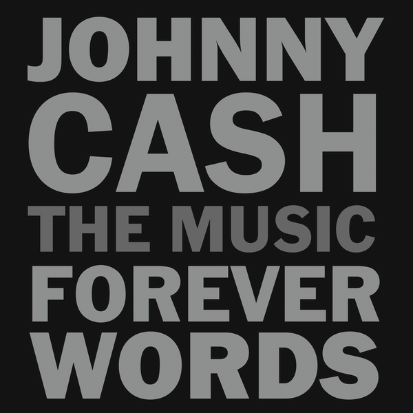 Johnny Cash - Forever Words CD