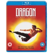Dragon Bruce Lee Story (Blu-ray)