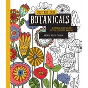 Just Add Color: Botanicals : 30 Original Illustrations to Color, Customize, and Hang