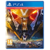 Anthem Legion of Dawn Edition PS4 Game (with Foil Postcards and Day One DLC)