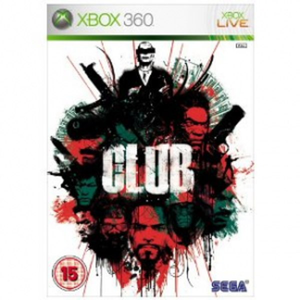 The Club Game Xbox 360