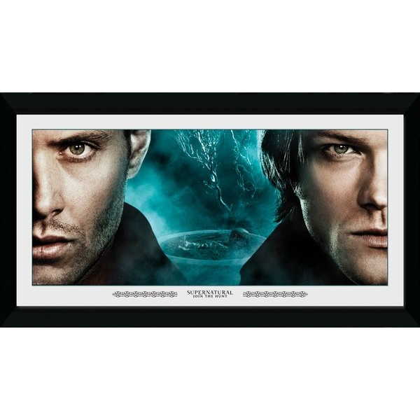 Supernatural Brothers Collector Print