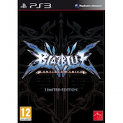 BlazBlue Continuum Shift Limited Edition Game PS3