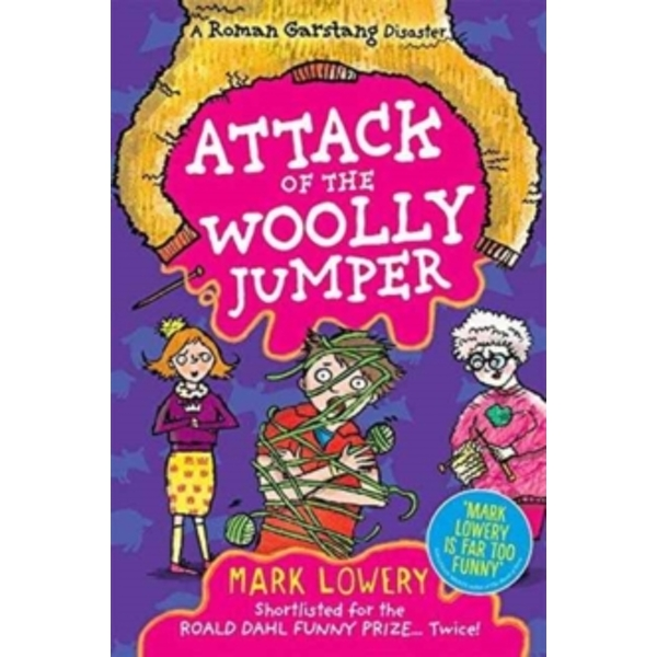 Attack of the Woolly Jumper by Mark Lowery (Paperback, 2017)
