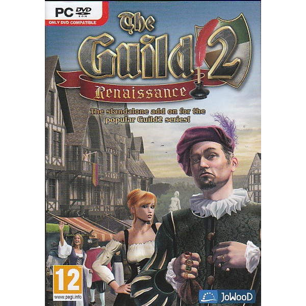 Guild 2 Renaissance PC Game