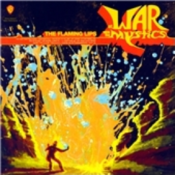 The Flaming Lips At War With The Mystics CD