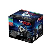Subsonic V900 Pro Racing Wheel with Pedals (Multi Format)