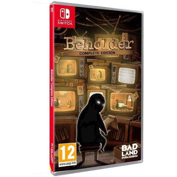 Beholder Complete Edition Nintendo Switch Game