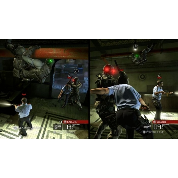 Tom Clancys Splinter Cell 5 Conviction Game PC - Image 2