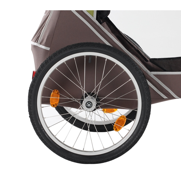 Outeredge Patrol Replacement Wheel, Left hand