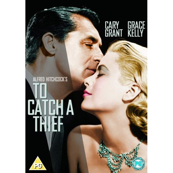 To Catch a Thief (1955) DVD
