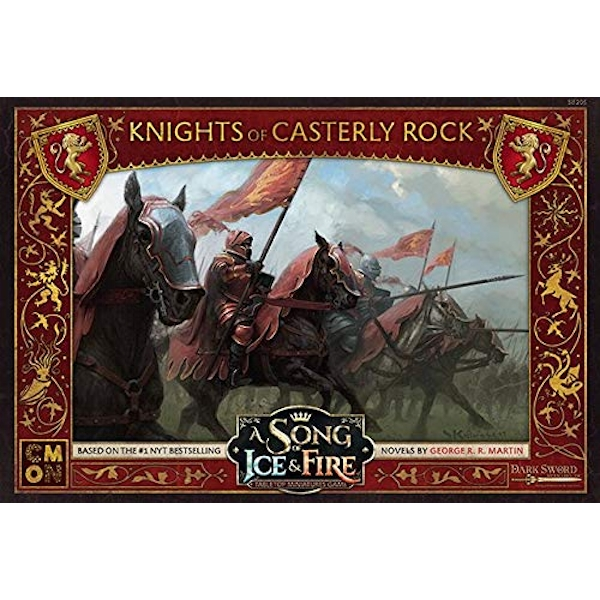 A Song Of Ice and Fire Knights of Casterly Rock Expansion
