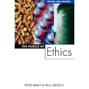 The Puzzle of Ethics by Peter Vardy (Paperback, 1999)