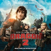 John Powell  How to Train Your Dragon 2 Music from the Motion Picture CD
