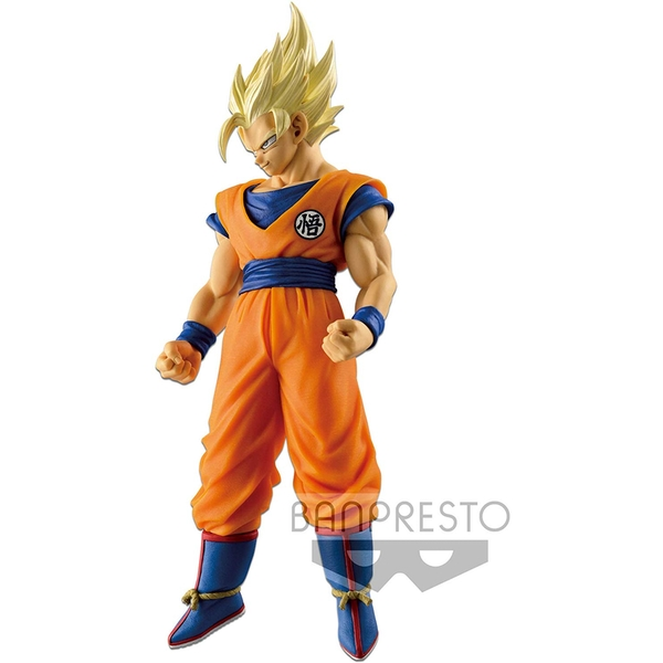 Son Goku Super Saiyan 2 (Dragon Ball Z) Banpresto PVC Statue