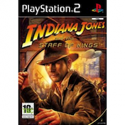 Indiana Jones and the Staff Of Kings Game PS2