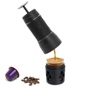 2 In 1 Portable Espresso Maker | Nespresso Compatible | M&W