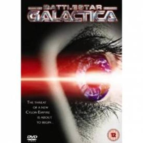 Battlestar Galactica The Mini Series DVD