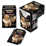 Ultra Pro Pokemon Eevee Full View Deck Box