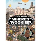 Star Wars: Where\'s the Wookiee? Search and Find Book
