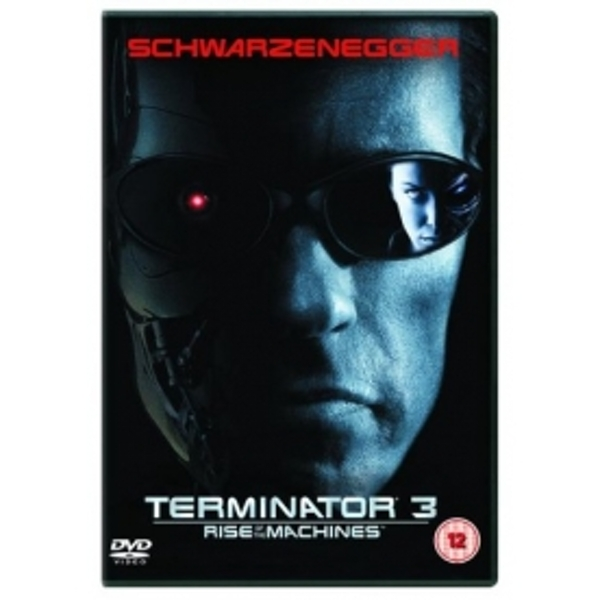 Terminator 3: The Rise of the Machines (T3) (2 Disc)